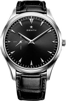 Швейцарские наручные  мужские часы Zenith 03.2010.681_21.C493