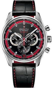 Швейцарские наручные  мужские часы Zenith 03.2043.400_25.C703
