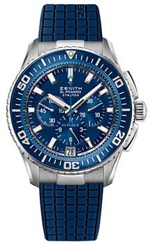 Швейцарские наручные  мужские часы Zenith 03.2067.405_51.R514