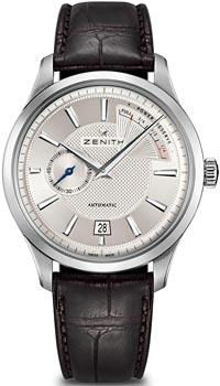 Швейцарские наручные  мужские часы Zenith 03.2120.685_02.C498
