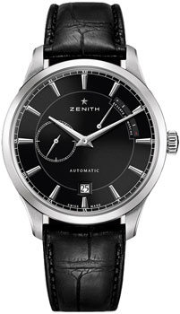 Швейцарские наручные  мужские часы Zenith 03.2122.685_21.C493