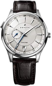 Швейцарские наручные  мужские часы Zenith 03.2130.682_02.C498