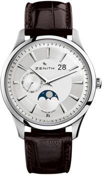 Швейцарские наручные  мужские часы Zenith 03.2140.691_02.C498