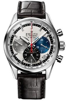 Швейцарские наручные  мужские часы Zenith 03.2150.400_69.C713