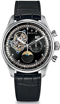 Швейцарские наручные  мужские часы Zenith 03.2160.4047_21.C714