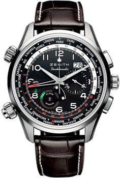 Швейцарские наручные  мужские часы Zenith 03.2400.4046_21.C721