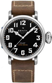 Швейцарские наручные  мужские часы Zenith 03.2430.3000_21.C738