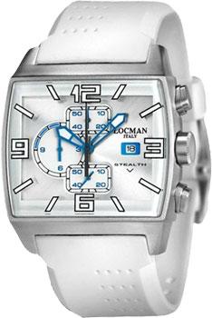 fashion наручные  мужские часы Locman 030100WHFSK0SIW. Коллекция STEALTH