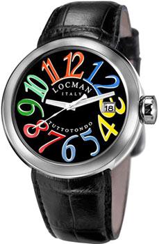fashion наручные  женские часы Locman 034100BKNCO1PSK. Коллекция TUTTOTONDO
