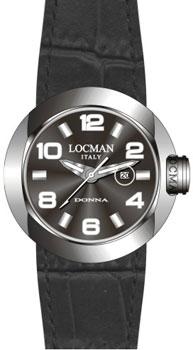 fashion наручные  женские часы Locman 042100BKNWH0PSK-KS-W. Коллекция DONNA