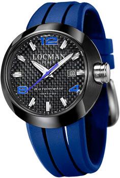 fashion наручные  мужские часы Locman 0425BKCBNBL0SIB-KS-B. Коллекция ONE