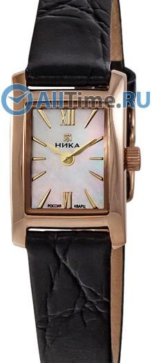 Женские наручные золотые часы в коллекции Ladies Ника