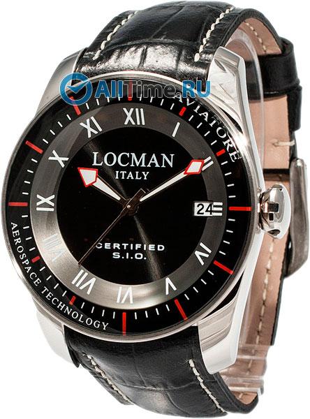 Мужские наручные часы в коллекции Aviatore Locman