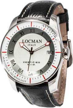 fashion наручные  мужские часы Locman 045200GYFKRKPSK. Коллекция AVIATORE
