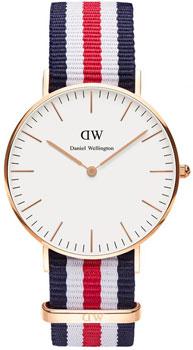 fashion наручные  женские часы Daniel Wellington 0502DW. Коллекция Canterbury