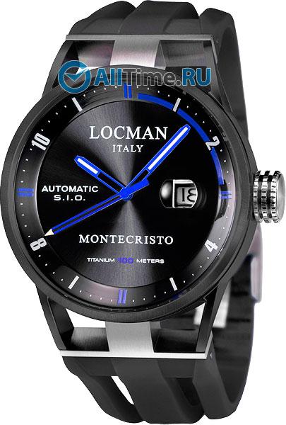 Мужские наручные часы в коллекции Montecristo Locman