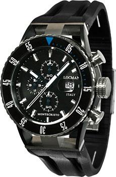 fashion наручные  мужские часы Locman 0512KNKBBKNKSIK. Коллекция MONTECRISTO