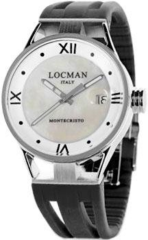 fashion наручные  женские часы Locman 0520V02-00MA00SK. Коллекция MONTECRISTO
