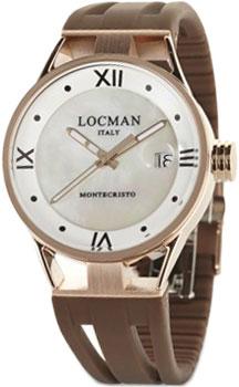 fashion наручные  женские часы Locman 0521V13-RRMW00SN. Коллекция MONTECRISTO
