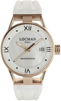 fashion наручные  женские часы Locman 0521V13-RRMW00SW. Коллекция MONTECRISTO