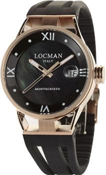 fashion наручные  женские часы Locman 0521V14-RRMK00SK. Коллекция MONTECRISTO