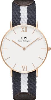fashion наручные  женские часы Daniel Wellington 0552DW. Коллекция Glasgow