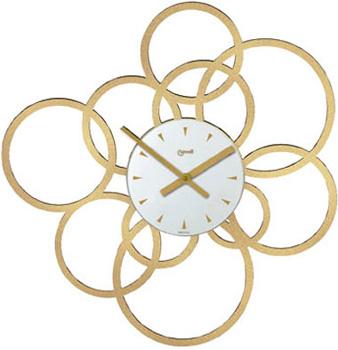 Настенные часы  Lowell 05724D. Коллекция Metal
