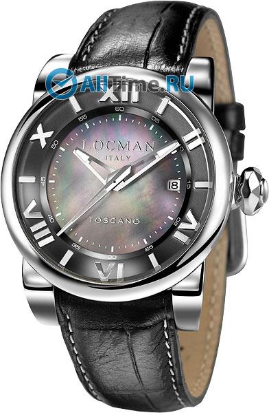 Мужские наручные часы в коллекции Toscano Locman
