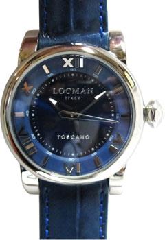 fashion наручные  женские часы Locman 0595V05-00BLPSB. Коллекция TOSCANO