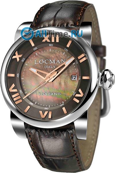Женские наручные часы в коллекции Toscano Locman