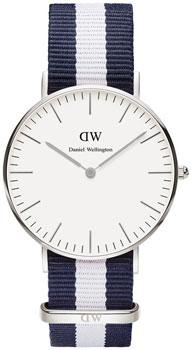 fashion наручные  женские часы Daniel Wellington 0602DW. Коллекция Glasgow