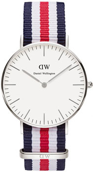fashion наручные  женские часы Daniel Wellington 0606DW. Коллекция Canterbury