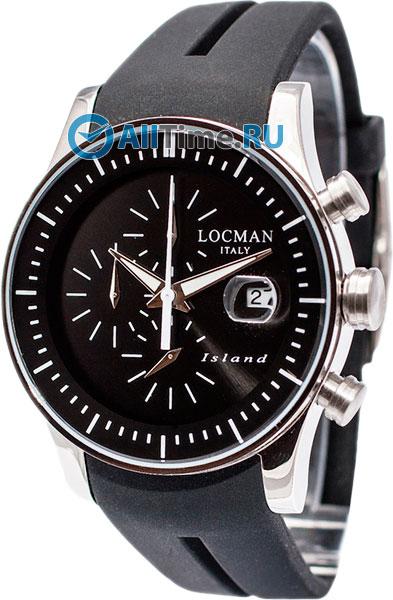 Мужские наручные часы в коллекции Island Locman