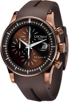fashion наручные  мужские часы Locman 0620BNNW-BNWSIN. Коллекция ISLAND
