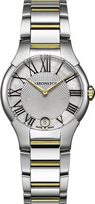 Женские наручные швейцарские часы в коллекции New Lady Aerowatch