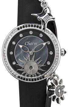Российские наручные  женские часы Charm 0740211. Коллекция Кварцевые женские часы