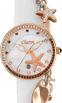 Российские наручные  женские часы Charm 0749210. Коллекция Кварцевые женские часы