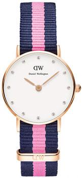 fashion наручные  женские часы Daniel Wellington 0906DW. Коллекция Winchester