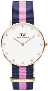 fashion наручные  женские часы Daniel Wellington 0952DW. Коллекция Winchester