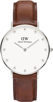 fashion наручные  женские часы Daniel Wellington 0960DW. Коллекция St Andrews