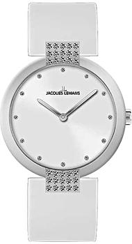 fashion наручные  женские часы Jacques Lemans 1-1529B. Коллекция Vedette
