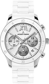 fashion наручные  женские часы Jacques Lemans 1-1587B. Коллекция Rome Sports