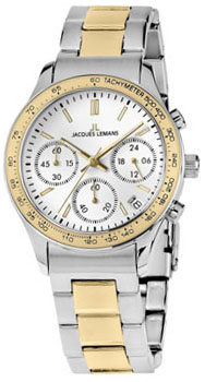fashion наручные  женские часы Jacques Lemans 1-1587ZH. Коллекция Rome Sports