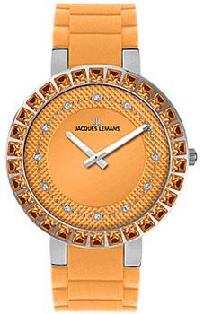 fashion наручные  женские часы Jacques Lemans 1-1617G. Коллекция Milano