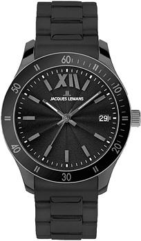 fashion наручные  женские часы Jacques Lemans 1-1623O. Коллекция Rome Sports