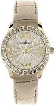 fashion наручные  женские часы Jacques Lemans 1-1633E. Коллекция Rome