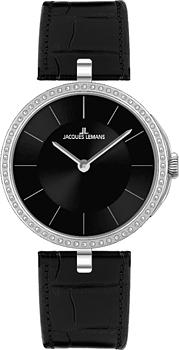fashion наручные  женские часы Jacques Lemans 1-1662A. Коллекция London