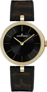 fashion наручные  женские часы Jacques Lemans 1-1662D. Коллекция London