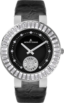 fashion наручные  женские часы Jacques Lemans 1-1683A. Коллекция Milano