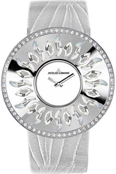 fashion наручные  женские часы Jacques Lemans 1-1700A. Коллекция Flora